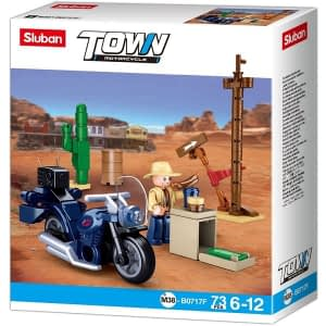 Sluban Roadtrip Per Motor