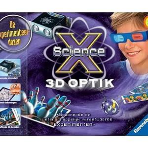 Ravensburger Science X 3D Optics