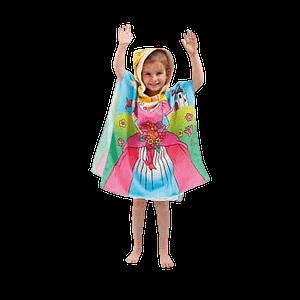 Buitenspeelgoed prinses poncho