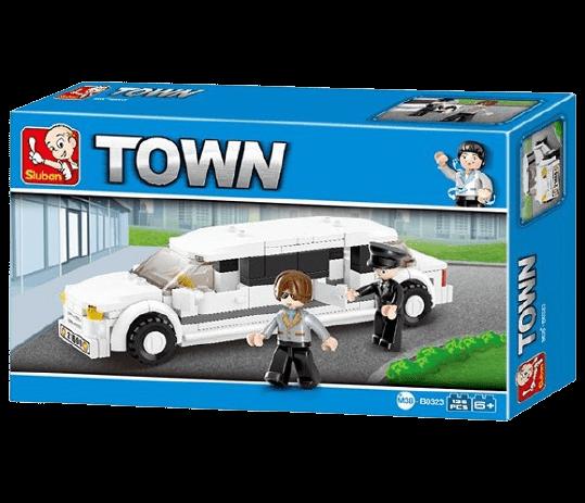 Sluban town limousine