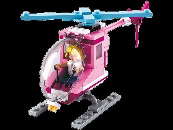 meisjes speelgoed sluban helicopter