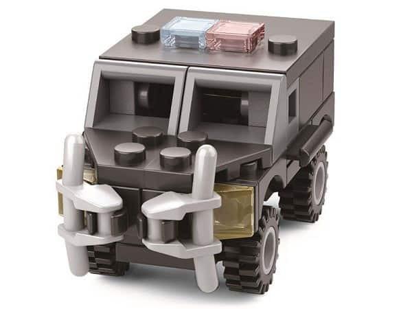 Sluban builder Police - Jeep D