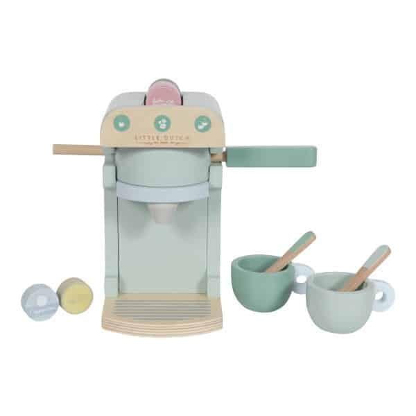 Little dutch capucino machine